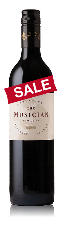 Photo of The Musician wine bottle