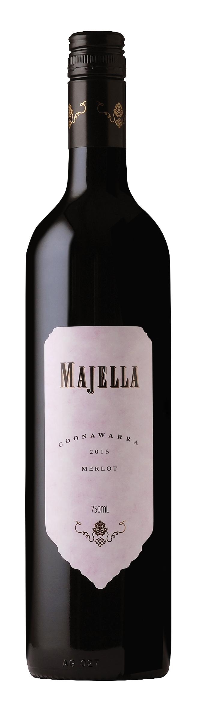 Photo of Merlot wine bottle