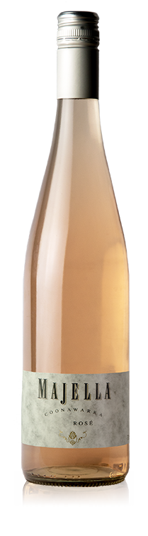 Photo of Rosé wine bottle