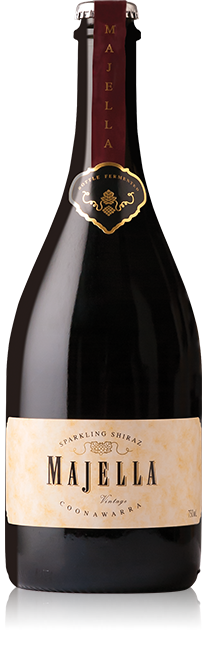 Photo of Sparkling Shiraz wine bottle
