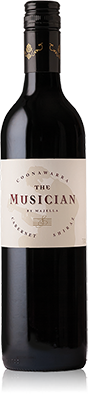 Photo of Majella's The Musician Wine bottle